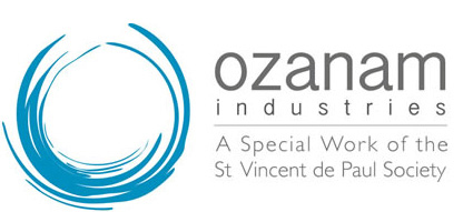 Ozanam Industries logo